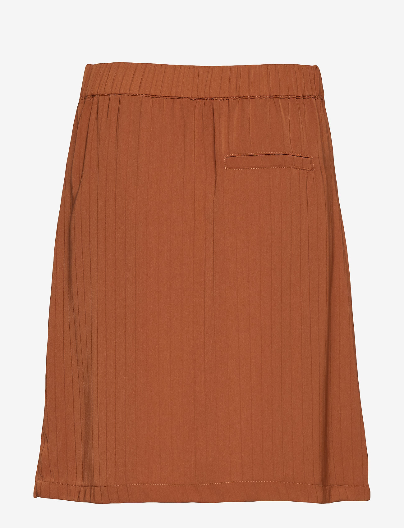 Minus - Lelina skirt - midi skirts - tobacco - 1