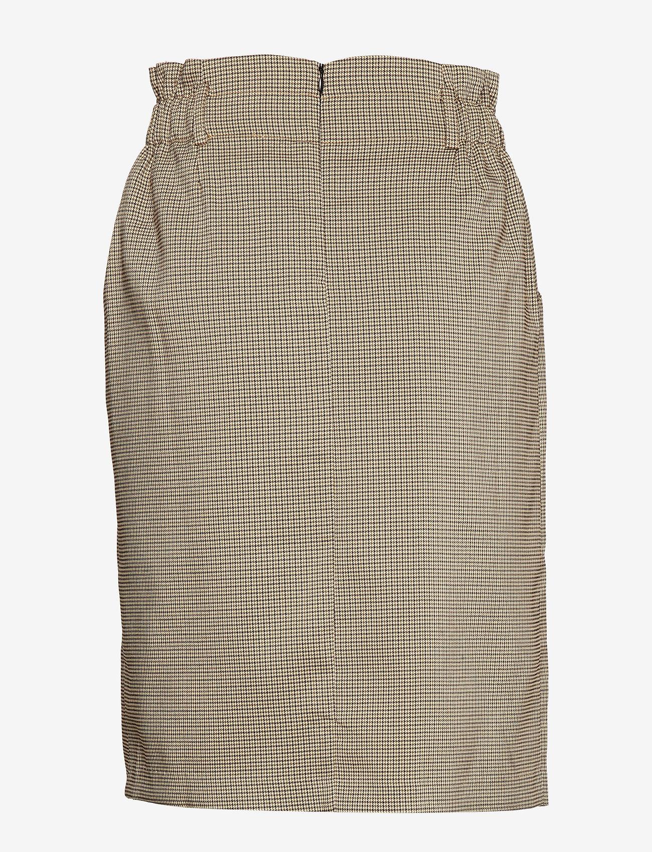 Minus - Lay skirt - midi skirts - houndstooth check - 1