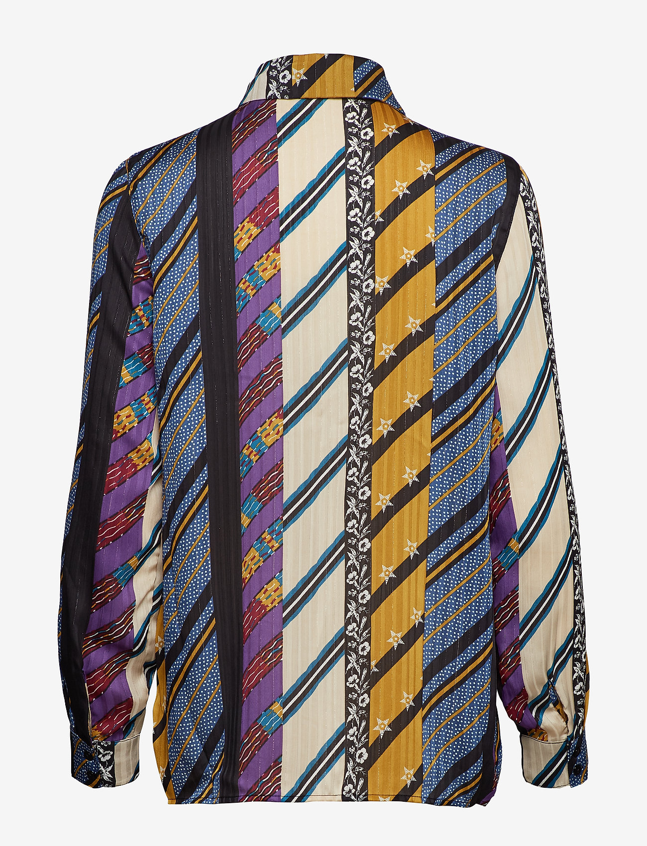 Kenzie Shirt (Patchwork Print) - Minus VozMwz