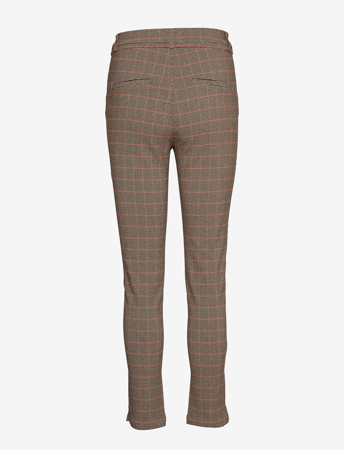 New Carma Check 7/8 Pants (Red Checked) (59.97 €) - Minus UvJGC8Bu