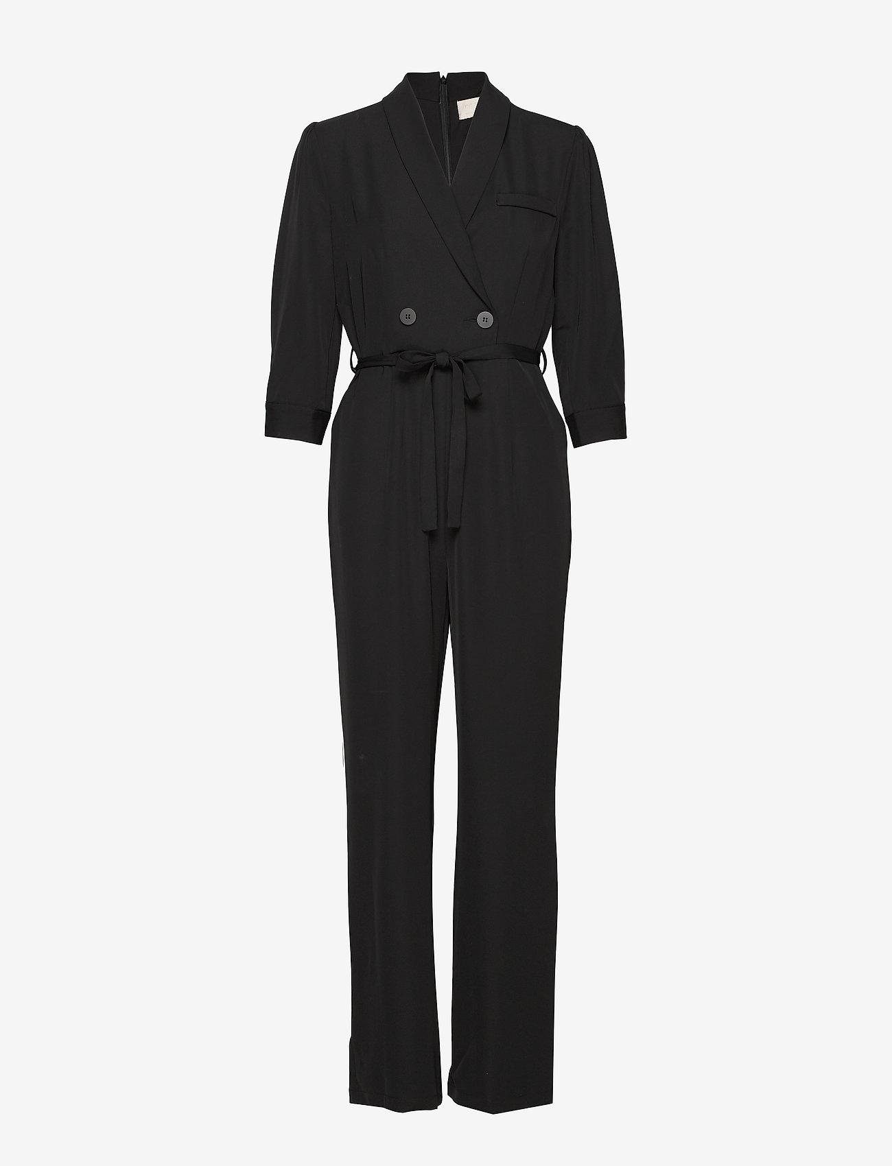 Minus - Violetta jumpsuit - jumpsuits - sort - 0