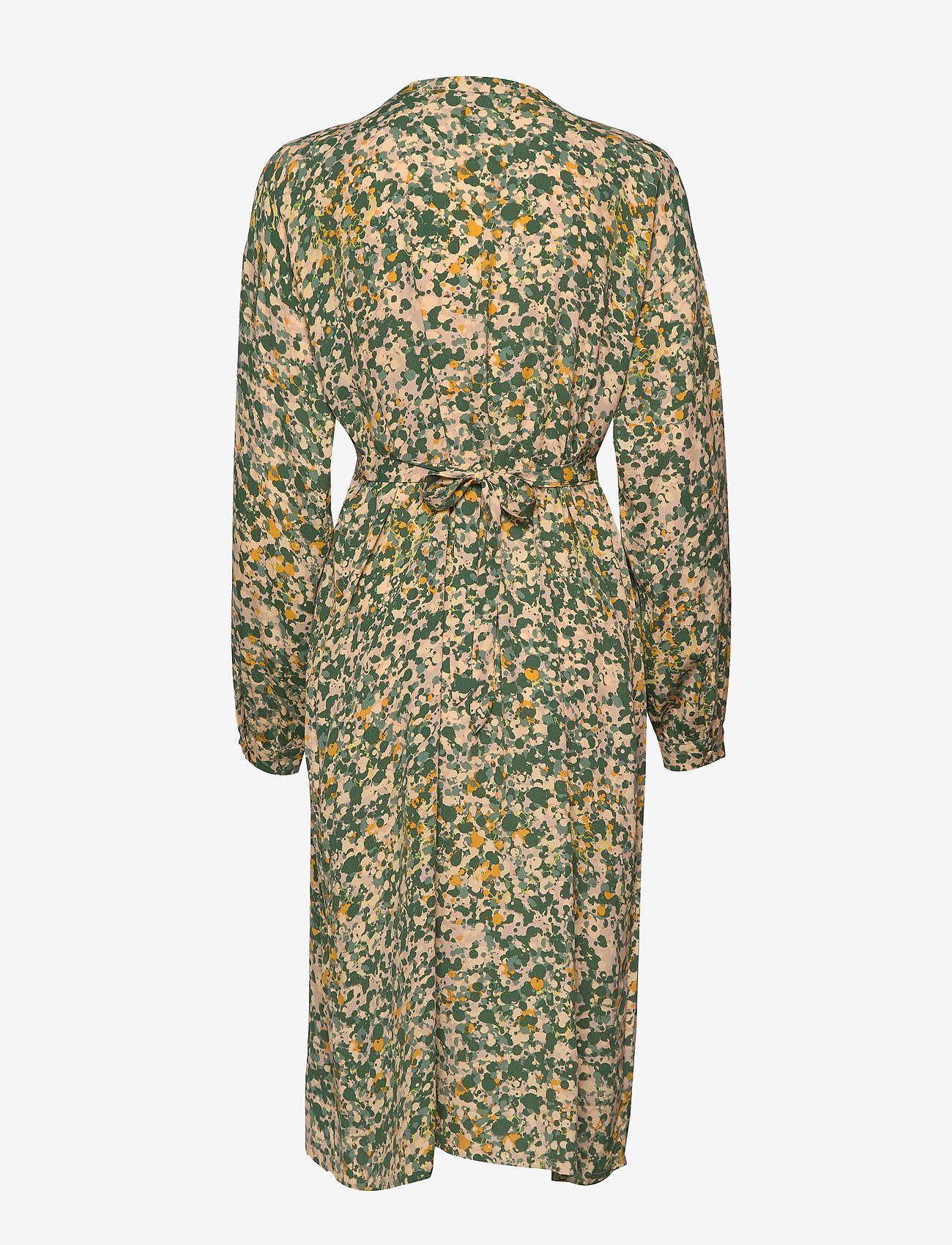 Minus Monja Dress - Klänningar Camouflage Print