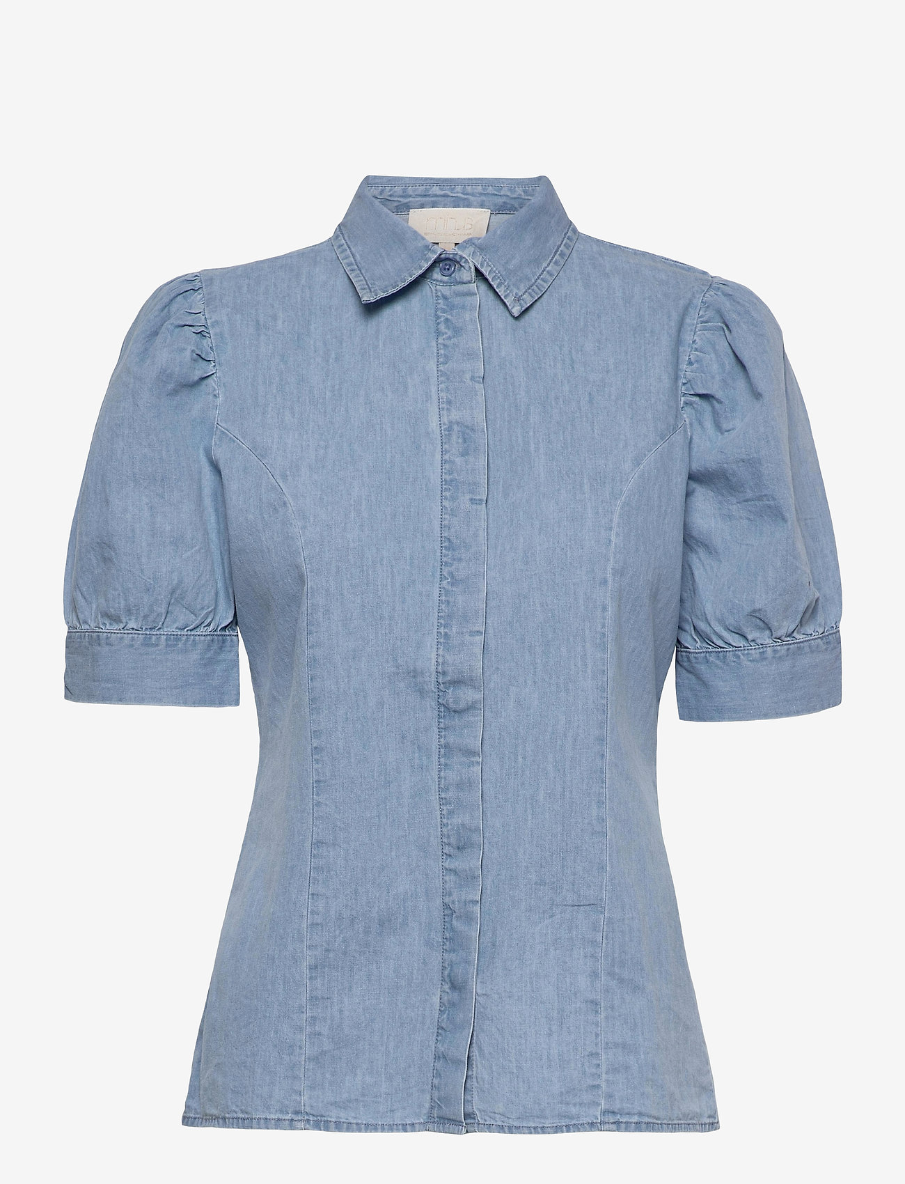 Minus - Nikia shirt - jeanshemden - powder blue - 0