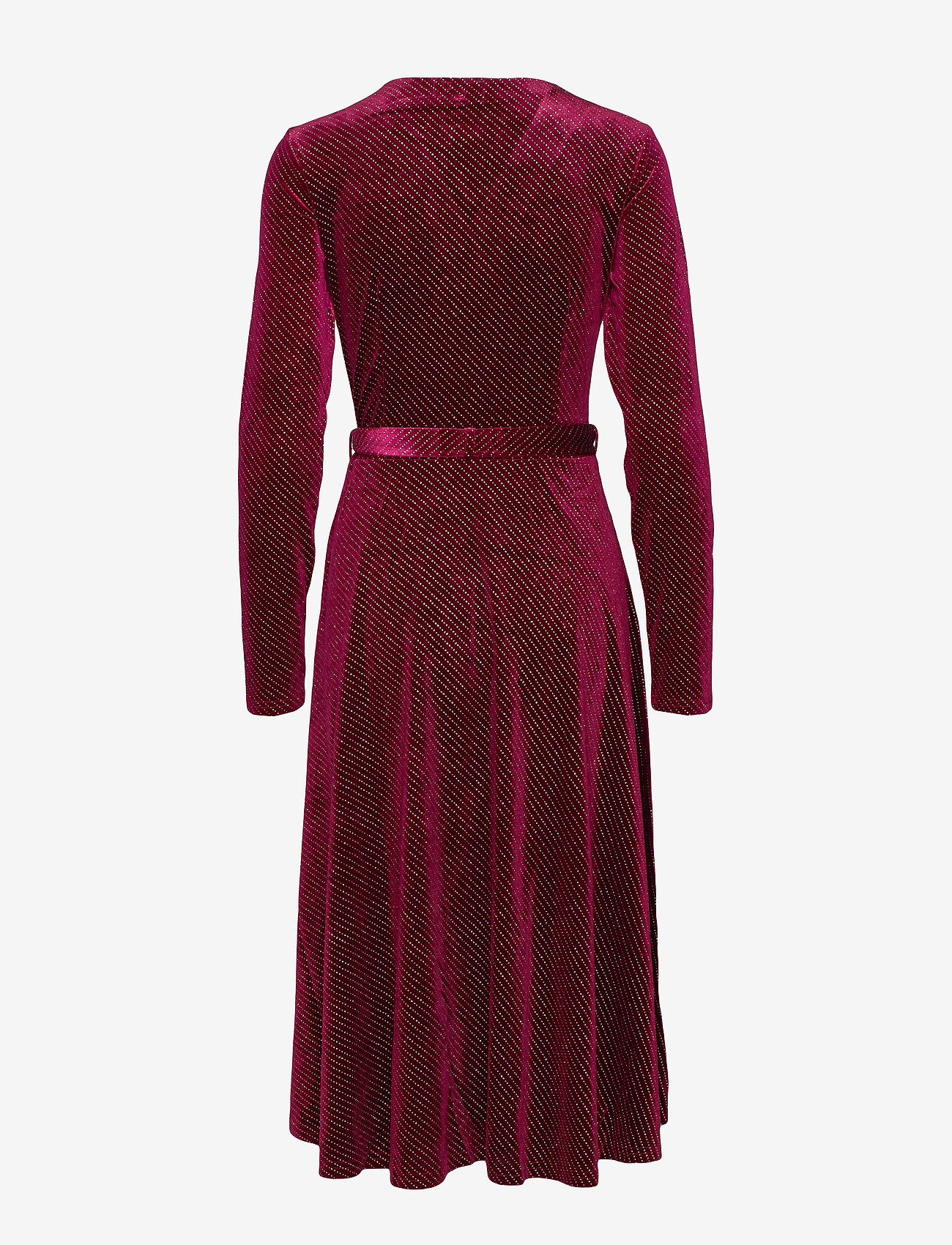 Lizzie Dress Boozt (Bordeaux) - Minus 4ia6Yx