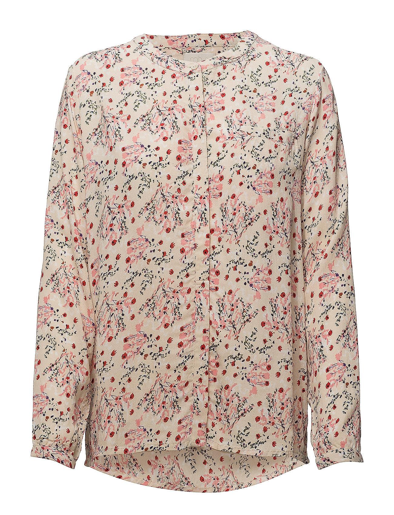 Elvine shirt pink flower print 4550 minus blouses boozt minus elvine shirt mightylinksfo