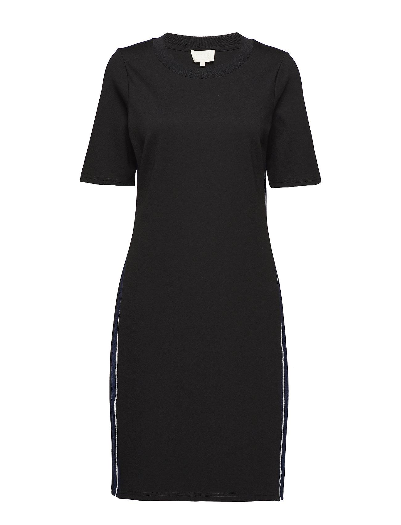 Minus Simantha dress - BLACK
