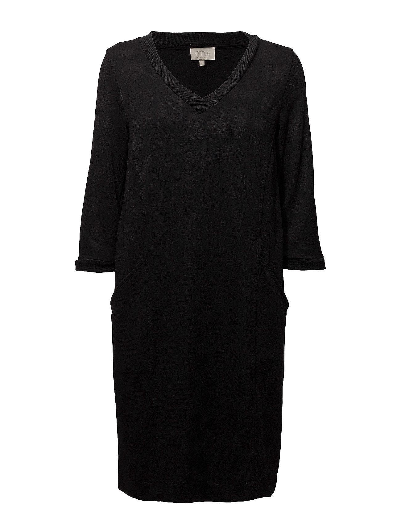 Minus Runa dress - BLACK