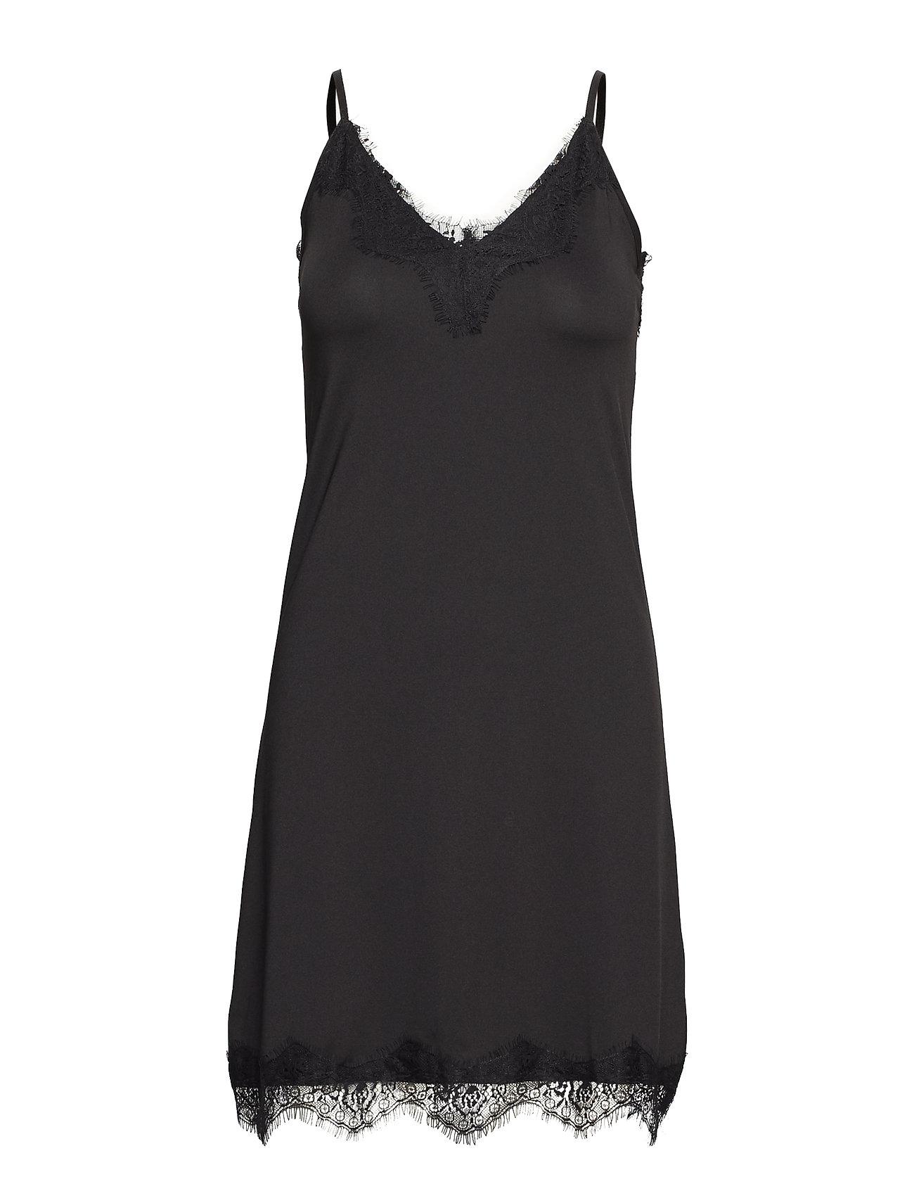 Minus Asa slipover dress - BLACK