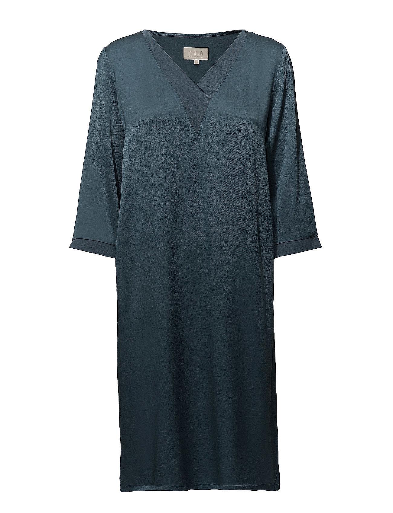 Minus Galissa dress - STARGAZER GREEN