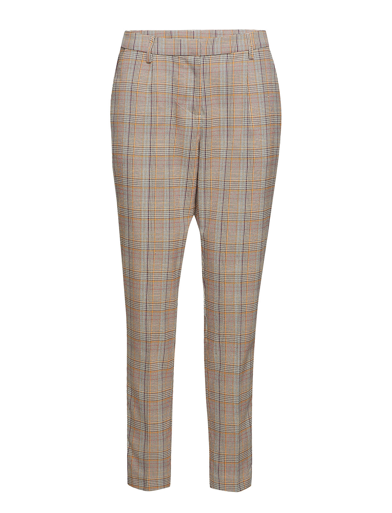 Minus Cathrine pants - CHEQUERED