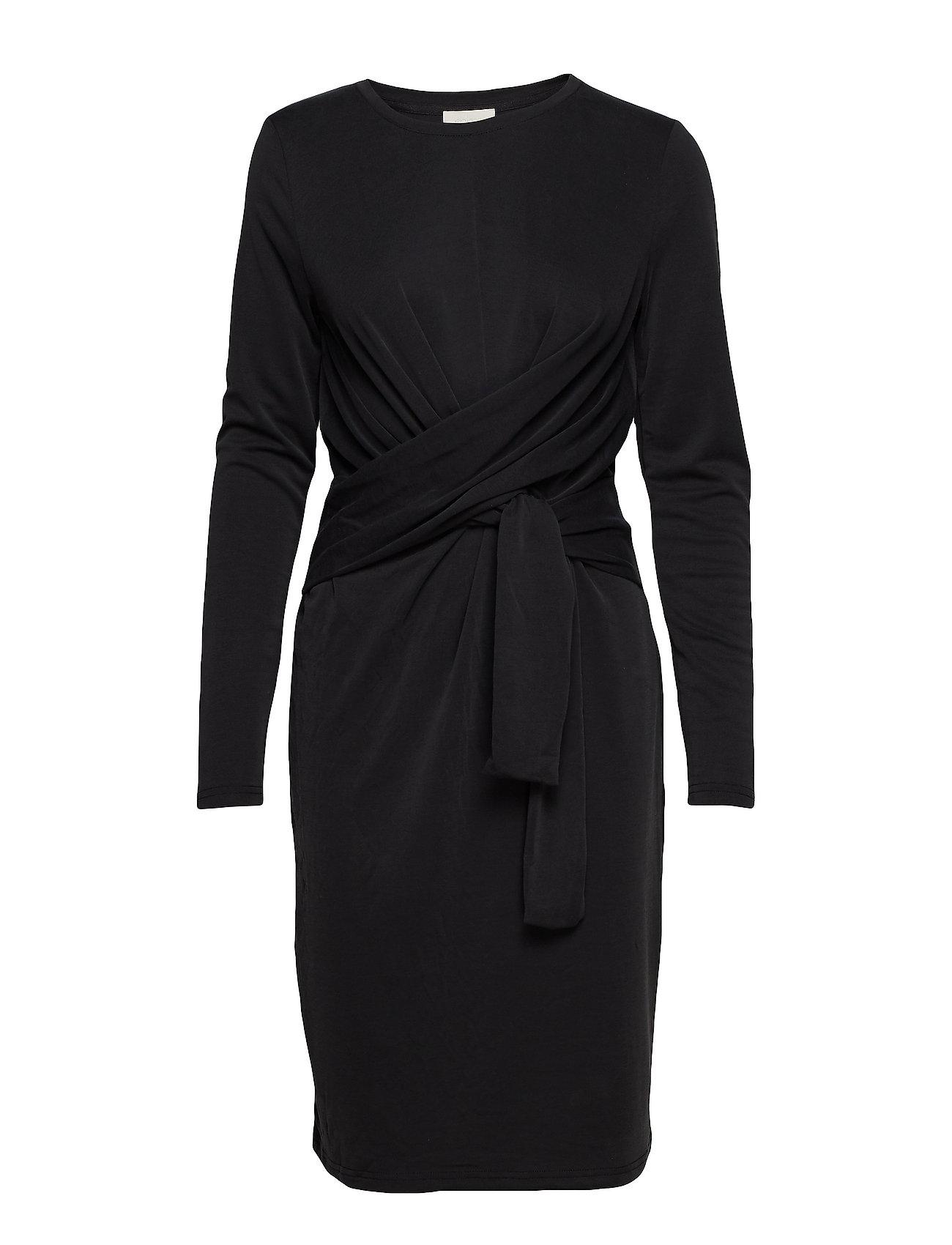 Minus Makena dress - BLACK