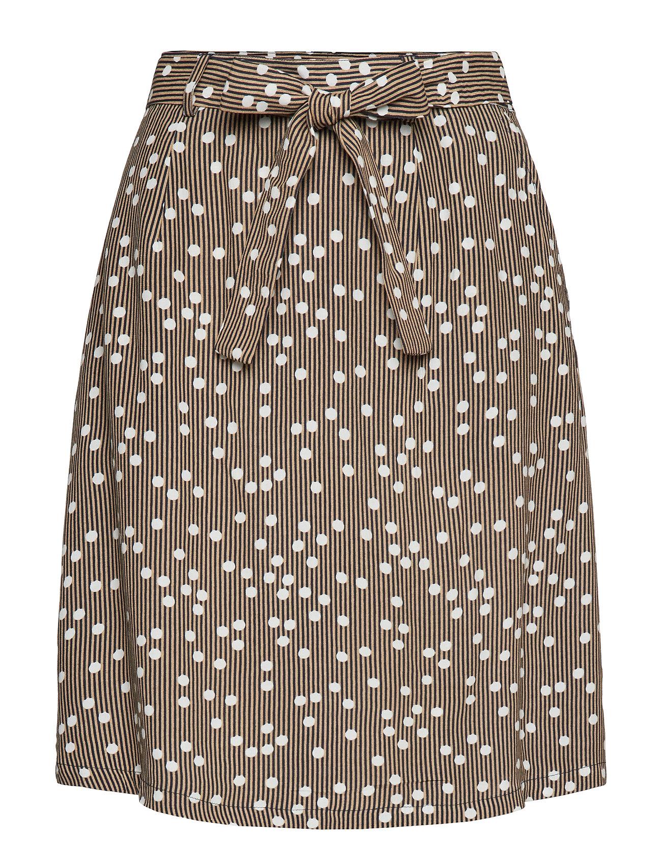 Image of Adaline Skirt Kort Nederdel Brun MINUS (3167855831)