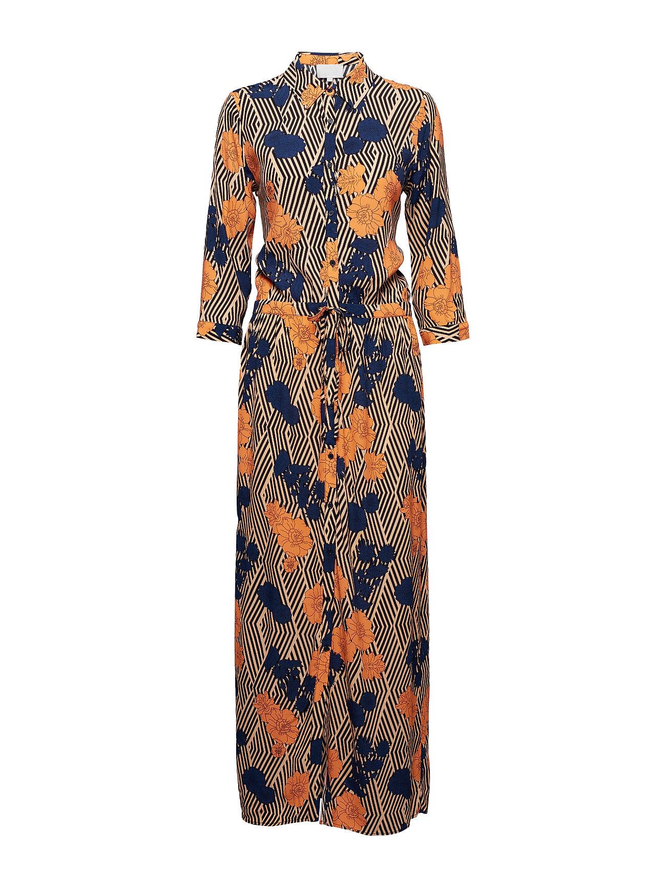 150dc5d1156 Minus Kriss long shirt dress - Dresses. £130. 137. Colour  STRIPED FLOWER  PRINT