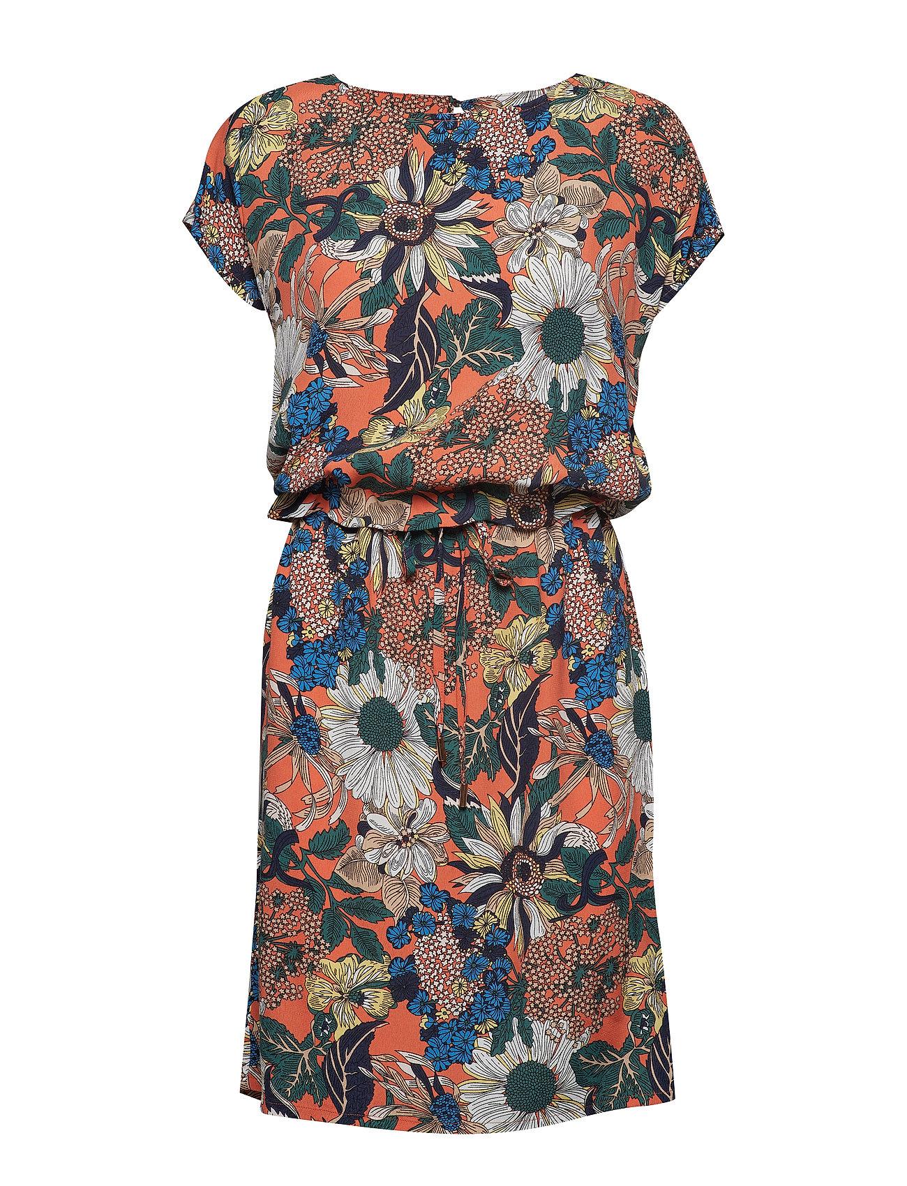 Minus Freya dress - PUMPKIN PRINT
