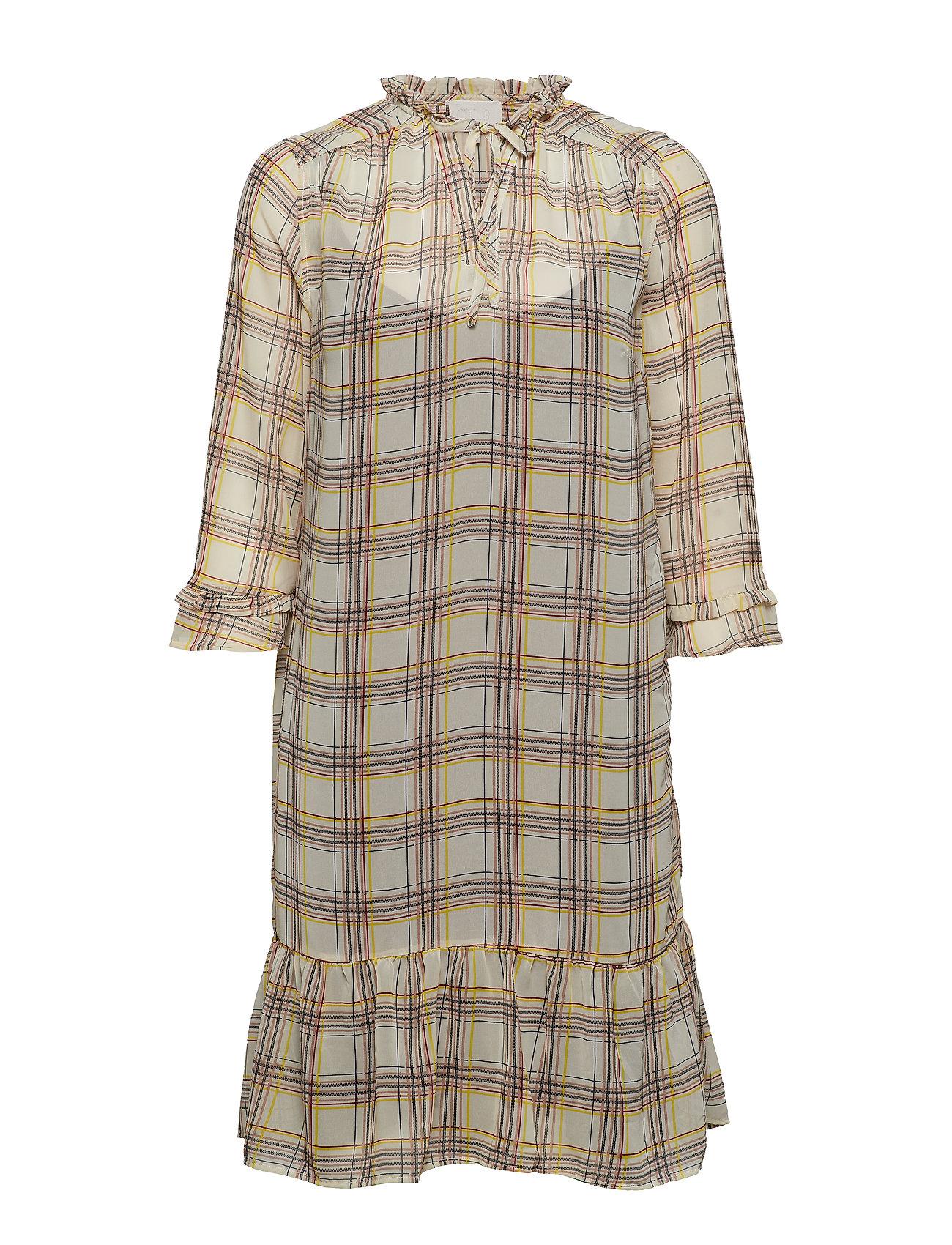 Minus Leva dress - CHEQUERED