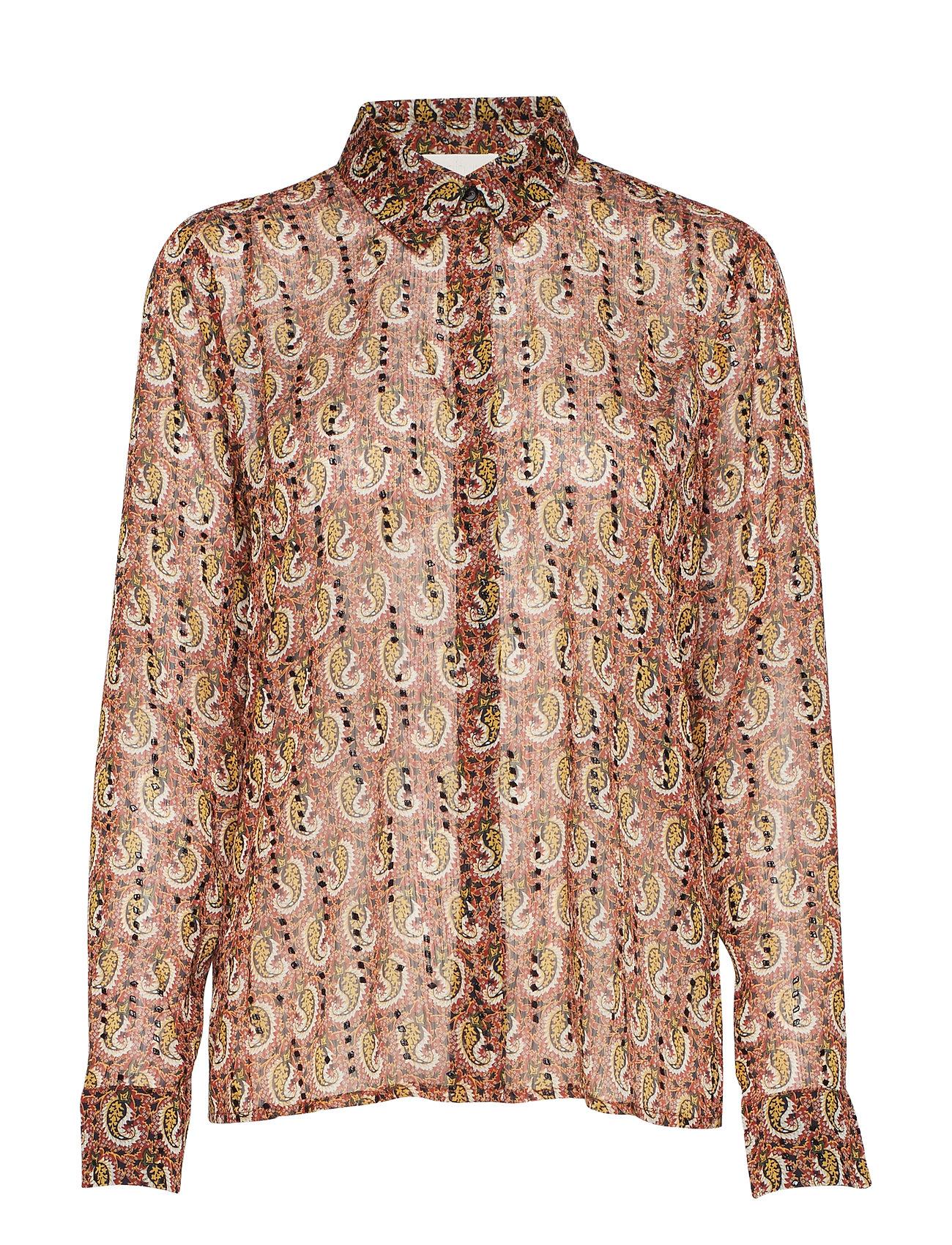 Minus Elka shirt - RIO PAISLEY PRINT
