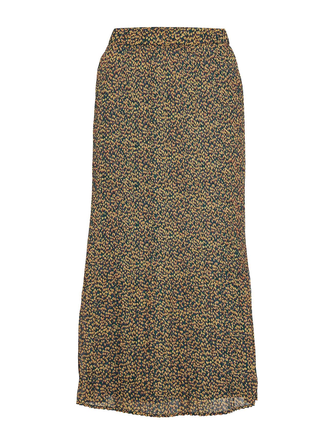 Minus Rikka long skirt - FLOWER FIELD PRINT