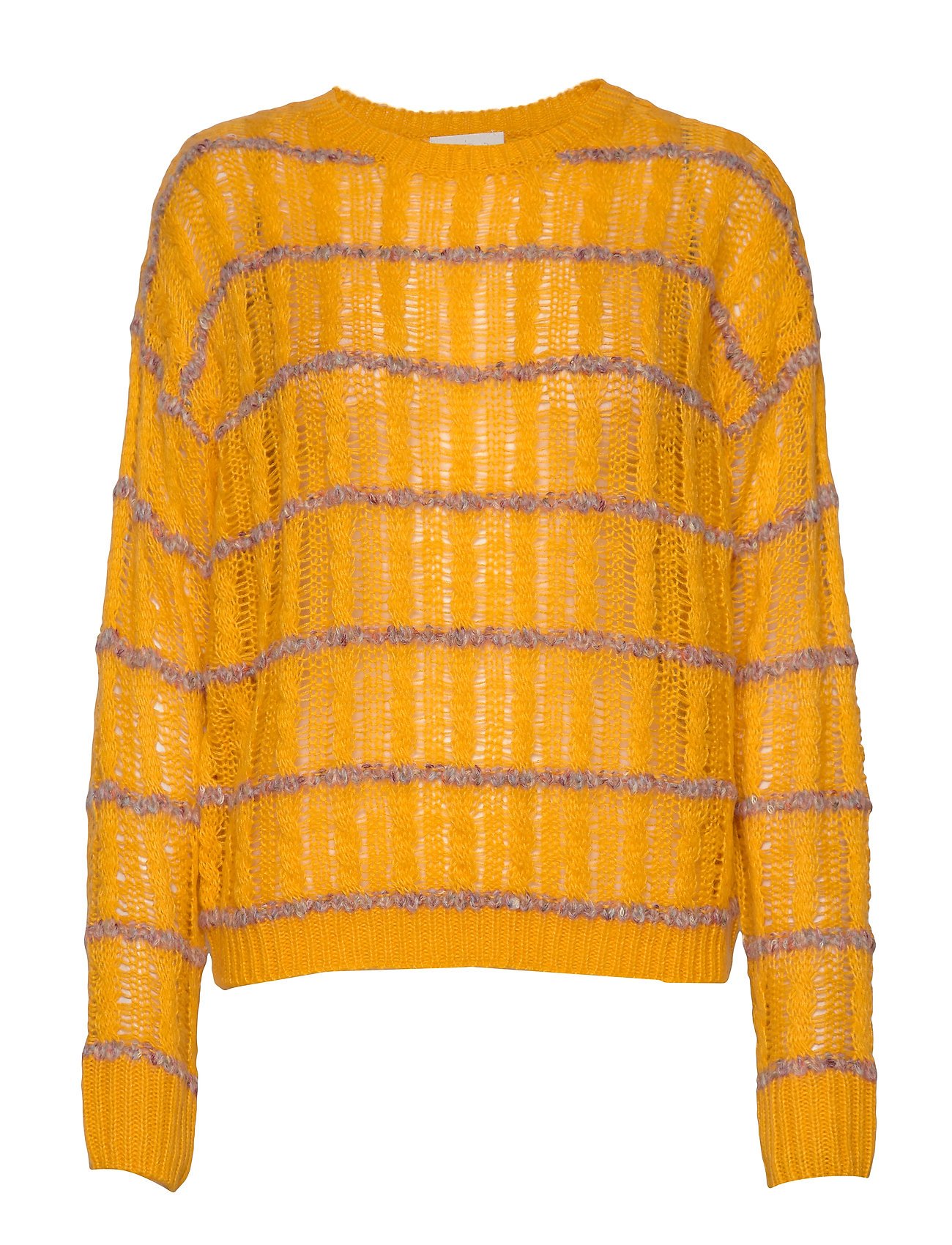 Minus Inas knit pullover - SUNFLOWER