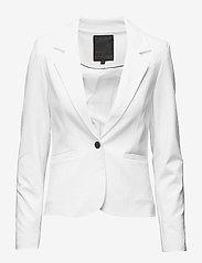 Minus - Carmen blazer - blazere - broken white - 0