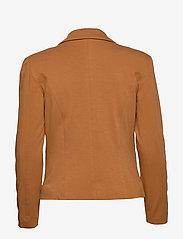 Minus - Carmen blazer - blazers - brown sugar - 1