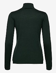Minus - Lana roll neck knit - turtlenecks - green gables melange - 1