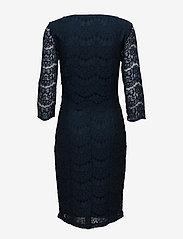 Minus - Anastacia dress - bodycon jurken - black iris - 1