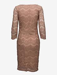 Minus - Anastacia dress - bodycon jurken - cafe creme - 1