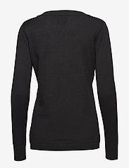Minus - Rilla pullover - gensere - black - 1