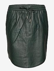 Minus - Marine skirt - jupes courtes - fir green - 1