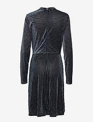 Minus - Kendra dress - robes longeur du midi - charcoal grey - 2