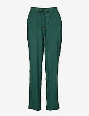 Minus - Summer pants - hunter green - 0
