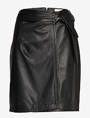 Minus - Cami skirt - short skirts - sort - 0