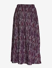 Minus - Carol skirt - maxi skirts - purple agat - 2