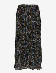Minus - Cynthia skirt - maxi skirts - pleated flower print - 2