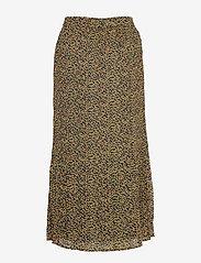 Minus - Rikka long skirt - maxi nederdele - flower field print - 1