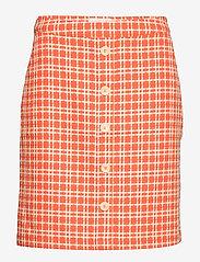 Minus - Nanja skirt - jupes courtes - chili checked - 0