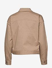 Minus - Calina jacket - lichte jassen - nomad sand - 1