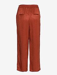 Minus - Sanja pants - bukser med brede ben - safran - 1