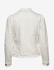 Minus - Gigi jacket - jeansjakker - cloud dancer - 2