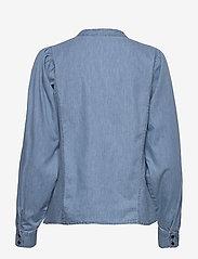 Minus - Camil shirt - jeansblouses - denim - 1
