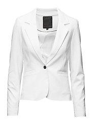Carmen blazer - BROKEN WHITE