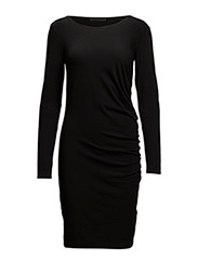 Dacia Dress - BLACK