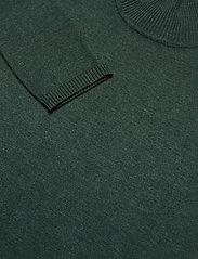 Minus - Lana roll neck knit - turtlenecks - green gables melange - 2