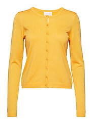 New Laura cardigan - GOLDEN YELLOW