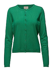New Laura cardigan - GRASS GREEN