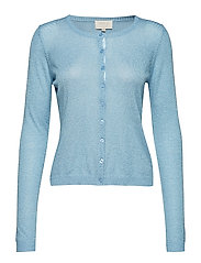 New Laura cardigan - ICY BLUE/ICY BLUE LUREX