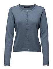 New Laura cardigan - DENIM