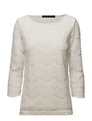 Anastacia Blouse - BROKEN WHITE