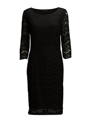 Anastacia dress - BLACK