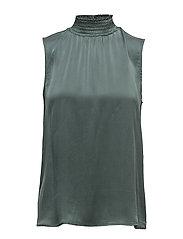 Ea silk blouse - GREEN GABLES